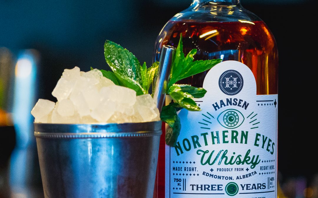 Classic Whisky Cocktail: Mint Julep featuring Northern Eyes Whisky